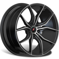 INFORGED IFG17 8x18 5x112 ET30 D66.6 Black Machined