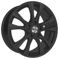 Скад KL-270 7x17 5x114.3 ET39 D60.1 Matt Black