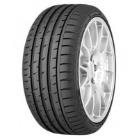 Continental ContiSportContact 3 245/45 R19 98W RunFlat