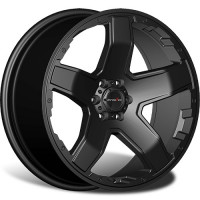 INFORGED 2248 9x20 5x150 ET40 D110.1 Matt Black