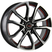 LegeArtis Concept-GM512 7.5x18 5x105 ET40 D56.6 BKFRS