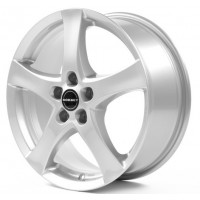 Borbet F 7x17 5x114.3 ET50 D72.5 Brilliant Silver