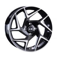 LS Wheels 1003 7x17 4x108 ET40 D63.4 BKF