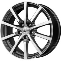 IFree Big Byz 7x17 5x100 ET40 D57.1 Блэк Джек