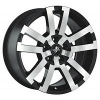 Fondmetal 77001 8x17 5x114.3 ET35 D67.2 Black Polished