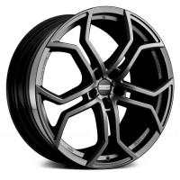 Fondmetal 9XR 9x20 5x120 ET45 D72.5 Matt titanium