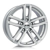 ATS Antares 7x17 5x108 ET50 D63.4 Polar Silver