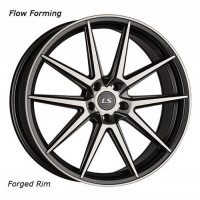 LS FlowForming RC08 9x20 5x112 ET51 D66.6 GMF