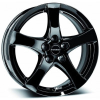 Borbet F 8x18 5x108 ET40 D72.5 Black Glossy