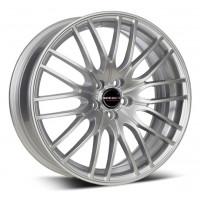 Borbet CW4/5 8x18 5x108 ET45 D72.5 Crystal Silver