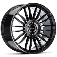 Borbet CW3 8.5x19 5x130 ET53 D71.6 Black Glossy
