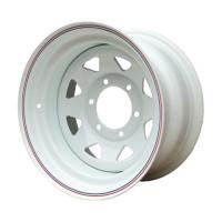 Off Road Wheels Isuzu, Toyota, Nissan №19 8x16 6x139.7 ET-25 D110 W