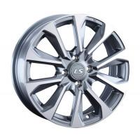 LS Wheels 1006 6x16 4x100 ET45 D60.1 GMF