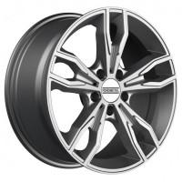 Fondmetal Alke 8x18 5x112 ET30 D66.5 Glossy Silver