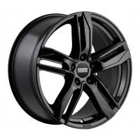 Fondmetal Hexis 8x18 5x112 ET40 D66.5 Black Glossy
