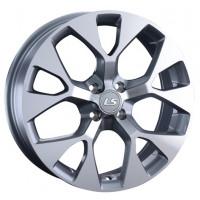 LS Wheels 1007 6.5x17 4x100 ET45 D60.1 GMF