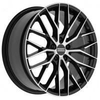 Fondmetal Makhai 10x21 5x112 ET31 D66.5 Black Glossy