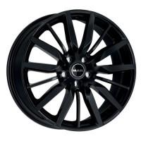 MAK Barbury 8.5x20 5x112 ET35 D66.5 Black Glossy