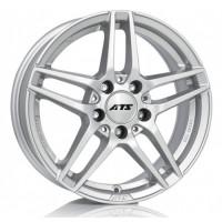 ATS Mizar 7.5x17 5x112 ET52.5 D66.5 Polar Silver