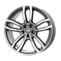 Alutec DriveX 8.5x19 5x114.3 ET40 D70.1 Metal Grey Front Polished
