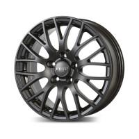 PROMA GT 6x15 4x100 ET50 D60.1 Matt Black
