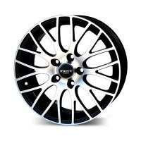 PROMA GT 6.5x16 4x100 ET45 D60.1 алмаз-матовый