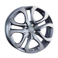 LS Wheels 1004 6.5x17 4x100 ET40 D60.1 GMF