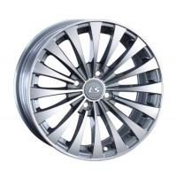 LS Wheels 1002 7x15 4x100 ET38 D60.1 GMF