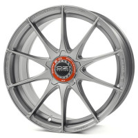 OZ Formula HLT 8x18 5x108 ET45 D75 Grigio Corsa Bright