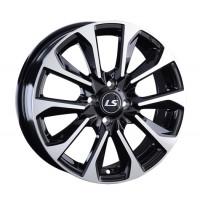 LS Wheels 1006 6x16 4x100 ET45 D60.1 BKF